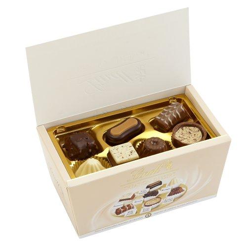 Lindt Chocolate Creations Dessert Ballotin Box, 7.1 Ounce
