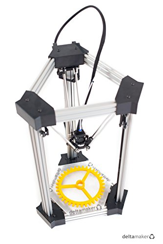 DeltaMaker: The 3D Printer for Education