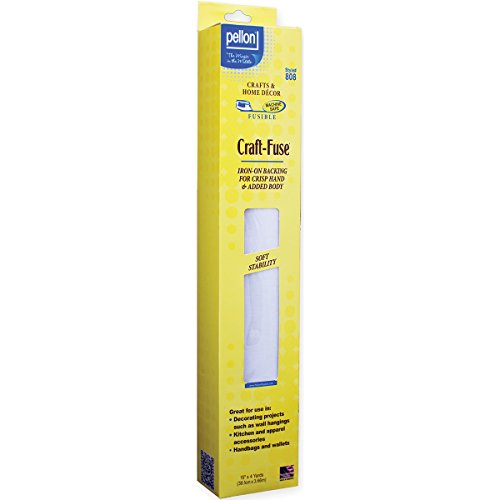 "Craft-Fuse Iron-On Stabilizer-15""X4 Yards"