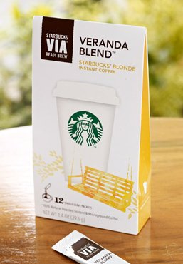 Starbucks VIA® Ready Brew Coffee (12 count)