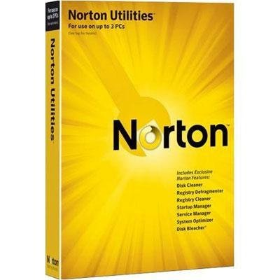 Norton Utilities 14.5 1-User/3PC [Old Version]