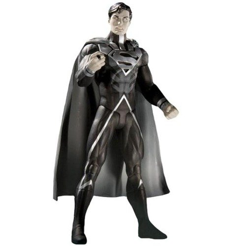 Picture of DC Direct Black Lantern Superman Blackest Night Series 7 Action Figure (PreOrder) (B003M41D1G) (Superman Action Figures)