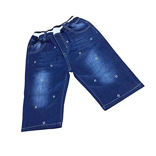 zier-kind-jungen-jeans-denim-beilaufige-hose-elastisch-verstellbarer-bund-mit-gummizug-new-desig-b16