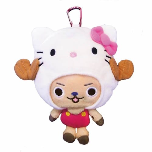 one-piece-x-hello-kitty-collaboration-chopper-hello-kittys-hat-ball-pouch-plush-type-japan