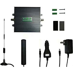 Cellphone-Mate SureCall CM2000-WL 40dB V3.0 Cellphone Amplifier Signal Booster Kit for Car Truck RV Boat