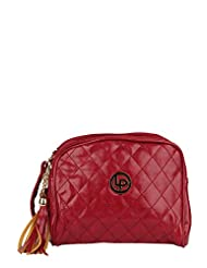 Lino Perros Women's Sling Bag (Red) - B00OB8SS2O