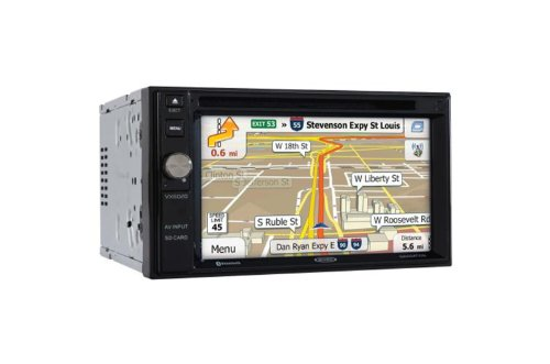 Jensen VX6020 In-Dash 6.2