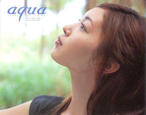 aqua‐水の在り処―滝沢沙織写真集