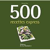500 recettes express