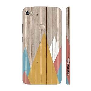 Enthopia Designer Hardshell Case Rendez-wood Back Cover for Xiaomi Mi Max