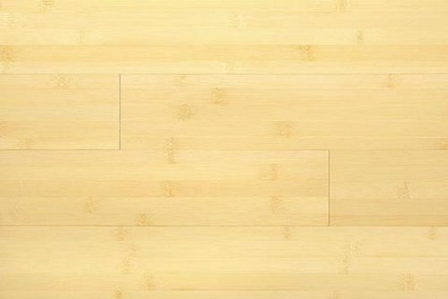 6ft Amerique Horizontal Natural Solid Bamboo Flooring