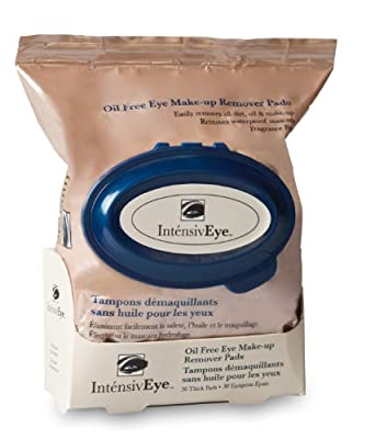 Oil Free Eye Makeup Remover Pads - by IntensivEye