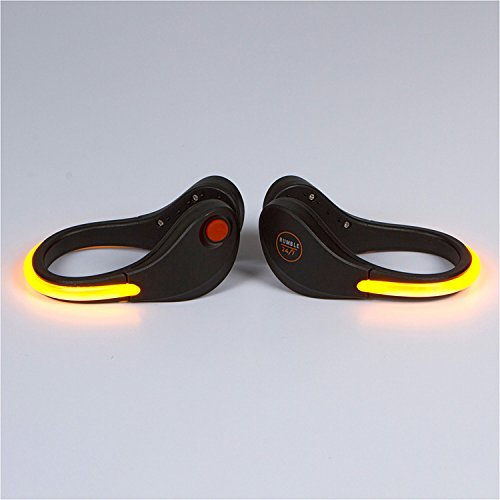 rumble 24 7 night running gear shoe lights flashing led reflective gear for. Black Bedroom Furniture Sets. Home Design Ideas
