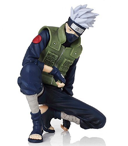 Anime Naruto Figure Kakashi Hatake Action Figures Toy
