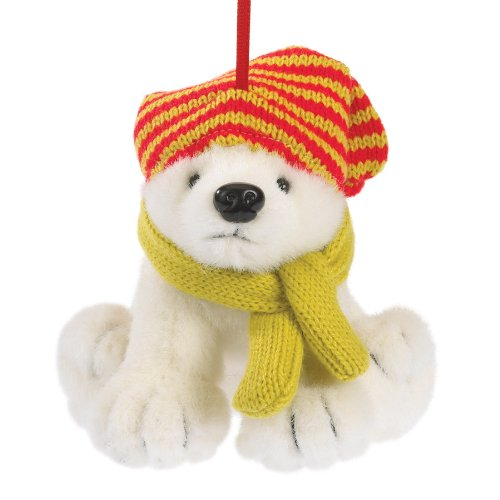 Boyds Plush Ho Holiday Goodfriend Ornament