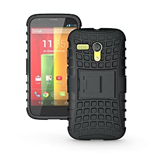 Minisuit Rugged Hybrid Kickstand Case for Motorola Moto G