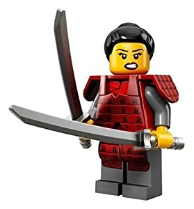 SEALED - Lego Series 13 Minifigure - Samurai - #12 CMF 71008