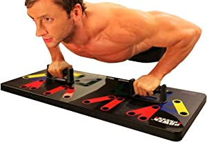 Power Press Push Up - Complete Push Up Training System (Strength & Conditioning)
