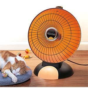 Amazoncom Presto Heatdish Parabolic Electric Heater Home 2015 | Home ...