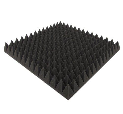 akustikpur-1-m-set-of-4-approx-50-x-50-x-7-cm-acoustic-foam-acoustic-foam-pyramids-acoustic-insulati
