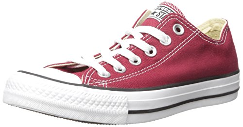 Converse Men's Chuck Taylor Low Top Sneaker Chili Paste 11 M
