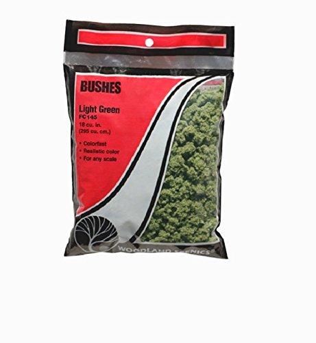 Bushes Bag Color: Light Green