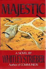 Cover of Majestic by Whitley Strieber