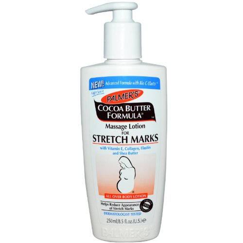 Palmer'S Cocoa Butter Formula Massage Lotion For Stretch Marks 250 Ml. [Get Free Nature Body Scrubber]