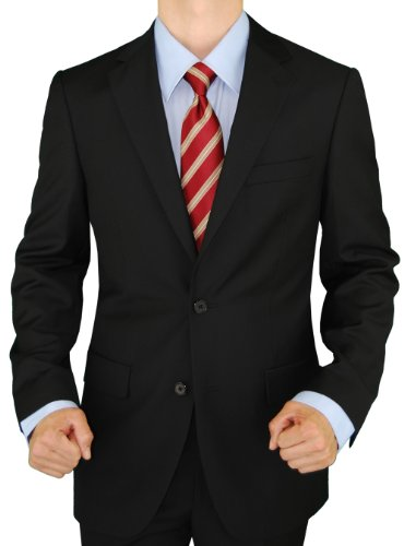 Presidential Giorgio Napoli 2 Button Mens Suit