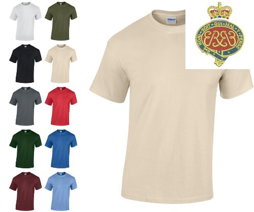 Pineapple Joe's Grenadier Guards T-Shirt Small - Sand
