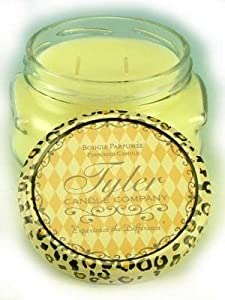 Tyler Candles - Ira Jean Scented Candle - 11 Ounce 2 Wick Candle