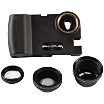 Phocus - 3-Lens Bundle for iPhone 5 and 5s