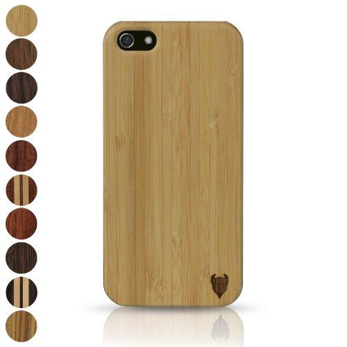 Best Price MediaDevil Artisancase Apple iPhone 5 / iPhone 5S wood case (Bamboo)