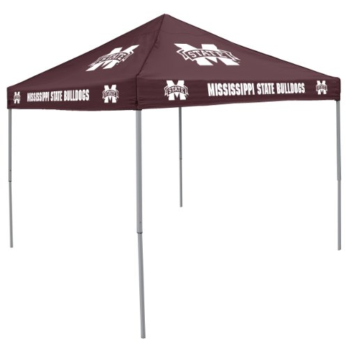 Ncaa Mississippi State Bulldogs Color Tent