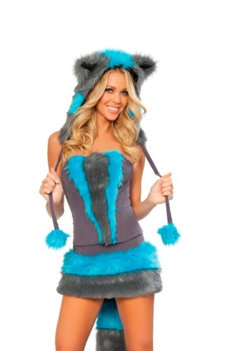 Cheshire Cat Costume Set