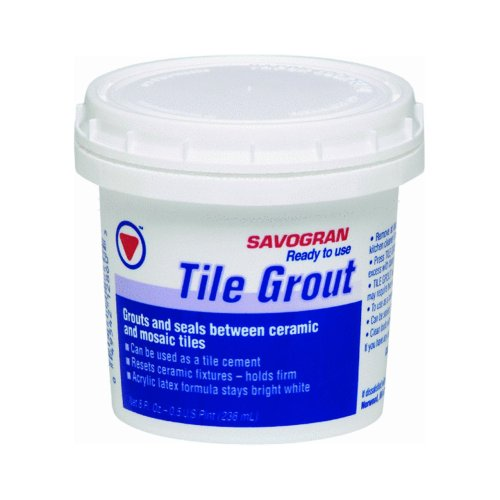 Savogran 12860 Ready-To-Use Tile Grout