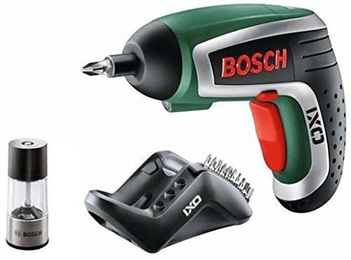 Bosch IXO Spice - Destornillador Negro, Verde
