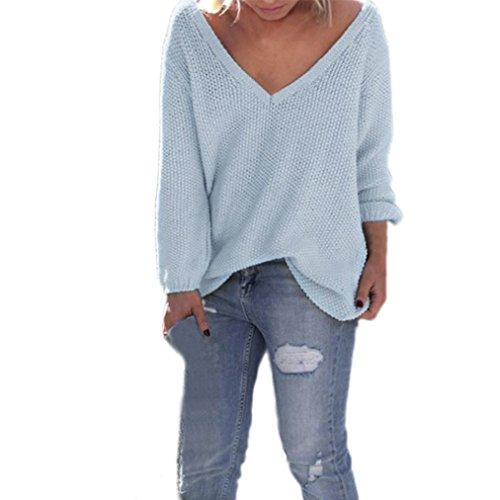 tonsee-femmes-manches-longues-en-maille-pull-tricots-en-vrac-pull-jumper-tops-l-bleu