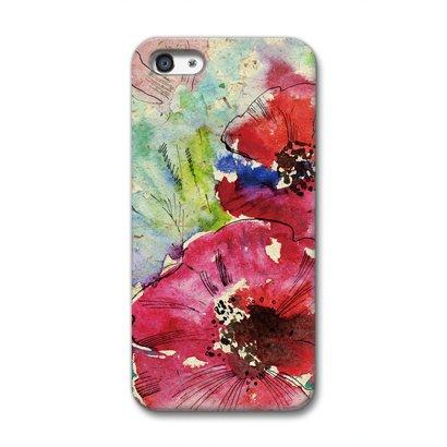 CollaBorn iPhone5専用スマートフォンケース Floral patterns06 【iPhone5対応】 CB-I5-055