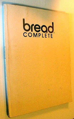 bread Complete (Songbook) (Bread David Gates compare prices)