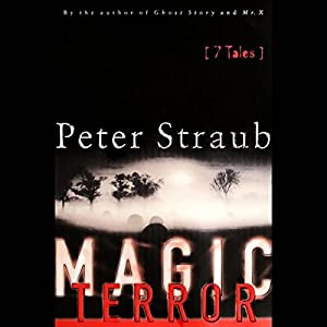 Magic Terror Audiobook