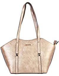 ESBEDA Ladies Hand Bag Gold (L-8233_1285)