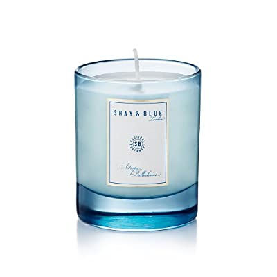 Atropa Belladonna Scented Natural Wax Candle 140g from Shay & Blue