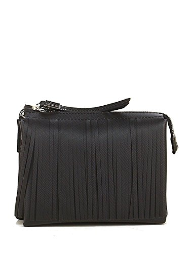 BORSA GUM BY GIANNI CHIARINI CON TRACOLLA GUMFR 3689 NERO - MADE IN ITALY