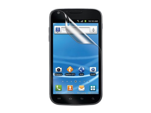 Cellet Super Strong Maximum Protection Screen Protector For Samsung Galaxy S2 (Sgh-T989,T-Mobile Version)