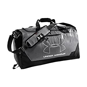 Under Armour UA Hustle Storm MD Duffle Bag by Under Armour