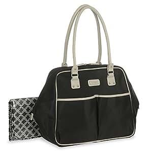 carter 39 s fashion tote diaper bag baby. Black Bedroom Furniture Sets. Home Design Ideas