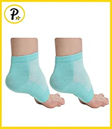 Presadee® Ankle Heel Arch Pain Cushion Soften Dry Foot Sleeve Breathable Air Circulation Support