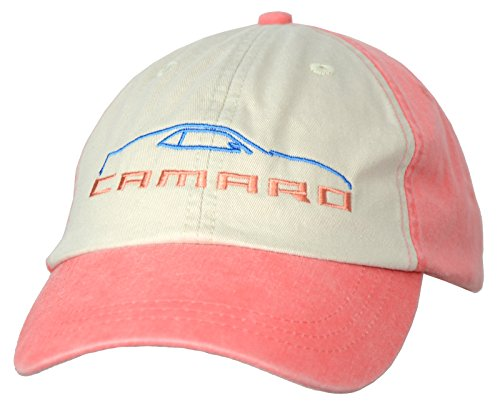 Womens 2010 - 2016 Chevy Camaro Fifth Generation Pink Hat (5th Generation Camaro Accessories compare prices)