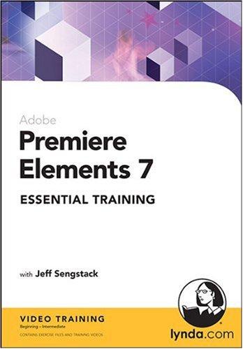 Premiere Elements 7 Essential Training (Mac/PC DVD)